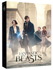 Fantastic Beasts The Search 1000 Piece Puzzle