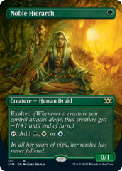 Noble Hierarch - Foil - Borderless