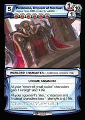 Padamose, Emperor of Marduun