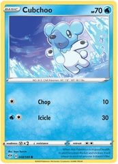 Cubchoo - 048/189 - Common