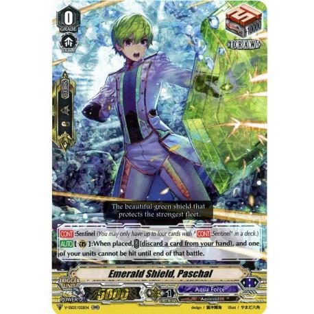 Emerald Shield, Paschal - V-SS03/021EN - RR