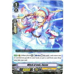 Witch of Cats, Cumin - V-SS03/036EN - R