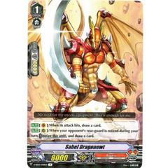 Sabel Dragonewt - V-SS03/038EN - R