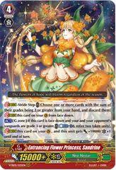 Entrancing Flower Princess, Sandrine - V-SS05/025EN - RRR