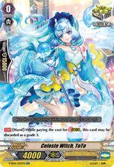 Celeste Witch, ToTo - V-SS05/027EN - RR