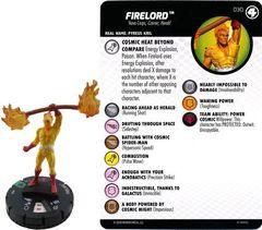 Firelord #030