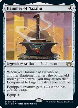 Hammer of Nazahn - Foil