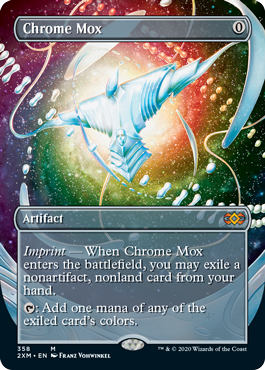 Chrome Mox - Borderless