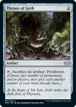 Throne of Geth - Foil