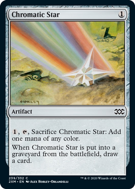 Chromatic Star - Foil