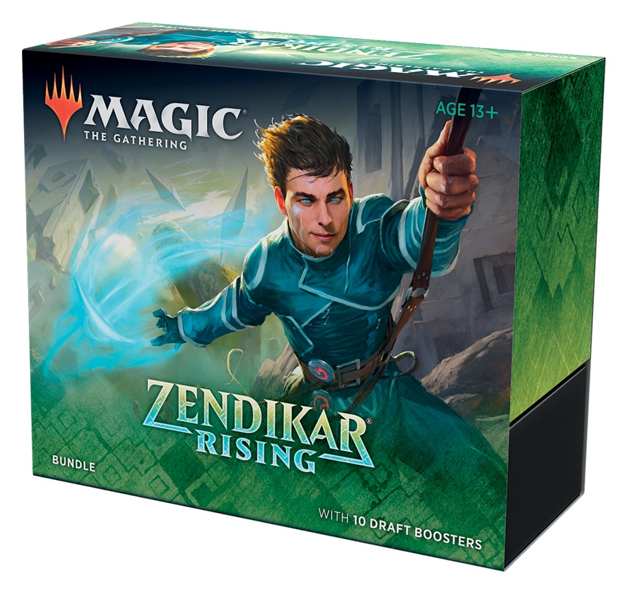 Zendikar Rising Bundle (No store Credit or Pay in Store)