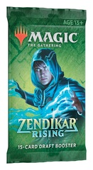 Zendikar Rising Booster Pack (No store Credit or Pay in Store)