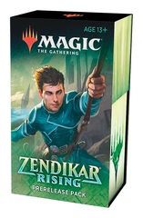 Zendikar Rising At Home Prerelease Pack