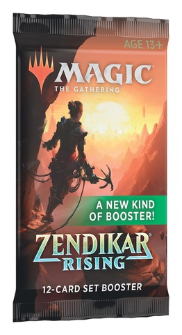 Zendikar Rising Set Booster Pack