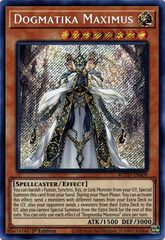 Dogmatika Maximus - ROTD-EN009 - Secret Rare - 1st Edition