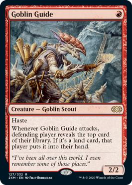 Goblin Guide - Foil