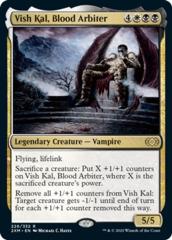 Vish Kal, Blood Arbiter - Foil