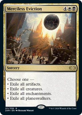 Merciless Eviction - Foil