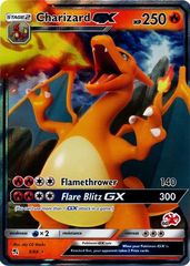 Charizard GX - 60 - Ultra Rare - Battle Academy: Charizard Deck