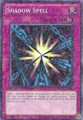 Shadow Spell - DT03-EN049 - Duel Terminal Normal Parallel Rare - 1st Edition on Channel Fireball