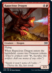 Rapacious Dragon - Foil