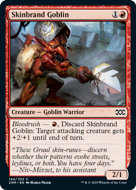 Skinbrand Goblin - Foil