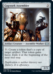 Cogwork Assembler - Foil