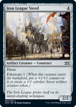 Iron League Steed - Foil