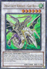 Dragunity Knight - Gae Bulg - DT03-EN087 - Duel Terminal Ultra Parallel Rare - 1st Edition on Channel Fireball
