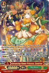 Entrancing Flower Princess, Sandrine  - V-SS05/S25EN - SR