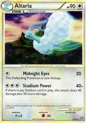 Altaria - 2/102 - Holo Rare on Channel Fireball