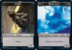Demon Token // Marit Lage Token - Foil