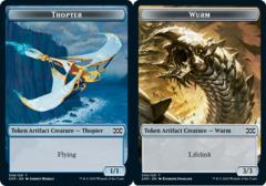 Thopter Token // Wurm Token (030) - Foil