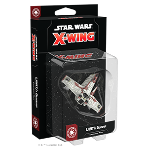 Star Wars X-Wing - 2nd Edition - LAAT/i Gunship Expansion Pack