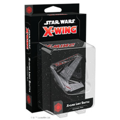 Star Wars X-Wing - 2nd Edition - Xi-class Light Shuttle Expansion Pack