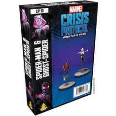 Marvel: Crisis Protocol - Spider-Man & Ghost-Spider