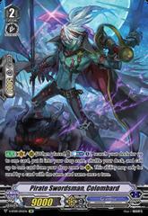Pirate Swordsman, Colombard - V-BT09/SP15EN - SP (Special Parallel)
