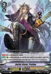 Battle Sister, Praline - V-BT08/029EN - R