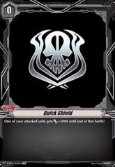 Quick Shield (Granblue) - V-BT09/SP24EN - SP (Special Parallel)