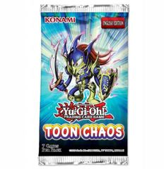 Toon Chaos Unlimited Edition Booster Pack