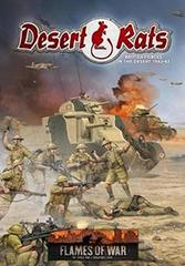 Desert Rats: British Forces in the Desert 1942-43