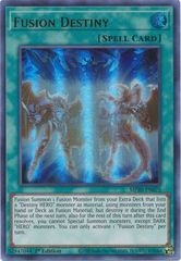 Fusion Destiny - MP20-EN075 - Ultra Rare - 1st Edition