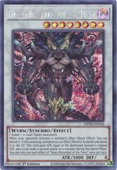 Draco Berserker of the Tenyi - MP20-EN166 - Prismatic Secret Rare - 1st Edition