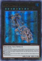 Infinitrack Earth Slicer - MP20-EN214 - Ultra Rare - 1st Edition