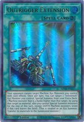 Outrigger Extension - MP20-EN217 - Ultra Rare - 1st Edition
