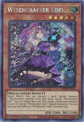 Witchcrafter Edel - MP20-EN222 - Prismatic Secret Rare - 1st Edition