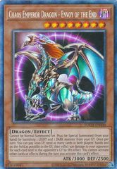 Chaos Emperor Dragon - Envoy of the End - TOCH-EN030 - Collector's Rare - Unlimited Edition