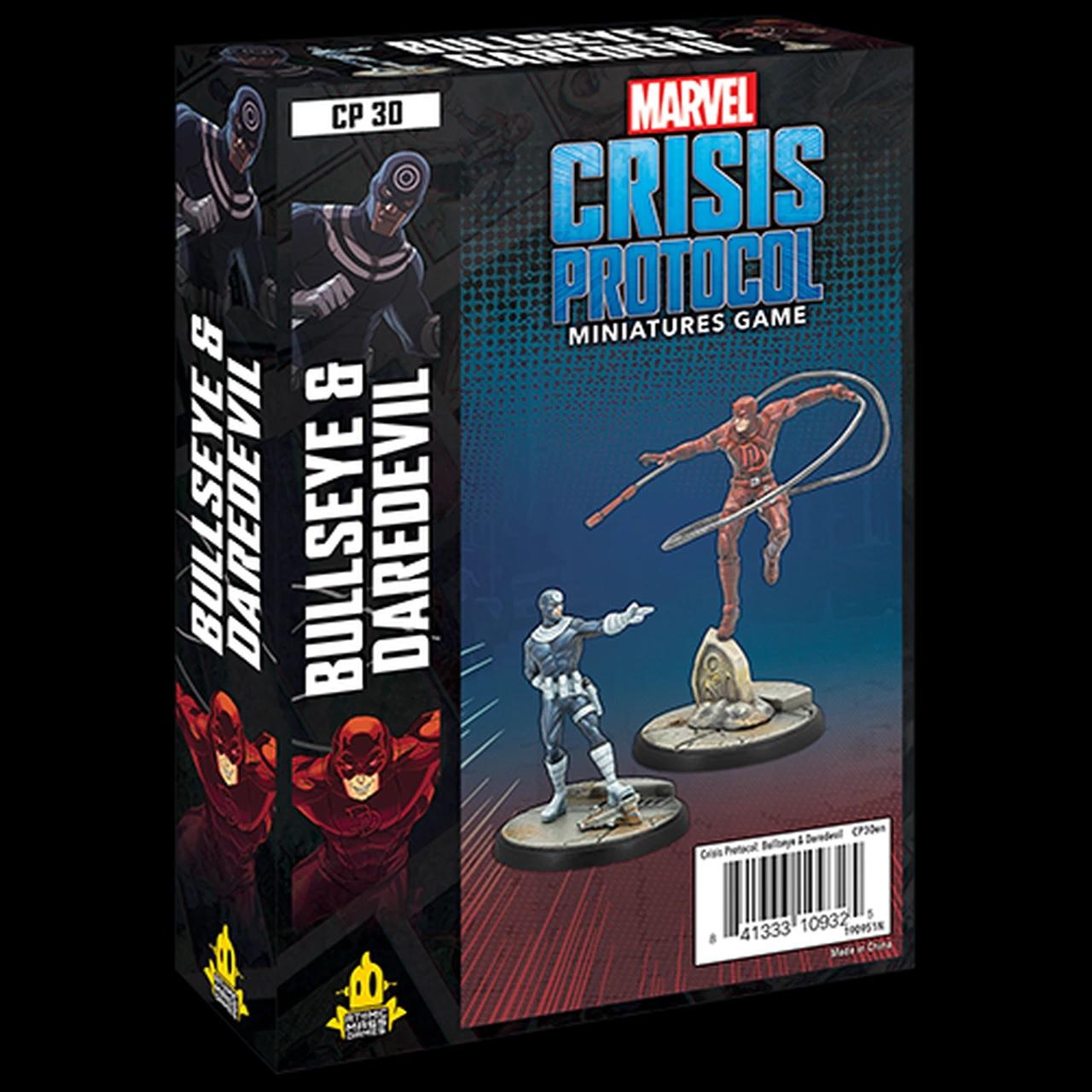 Marvel: Crisis Protocol - Bullseye & Daredevil Pack