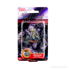 Icons of the Realms - Premium Figures: Elf Male Cleric (Wave 2) Sealed