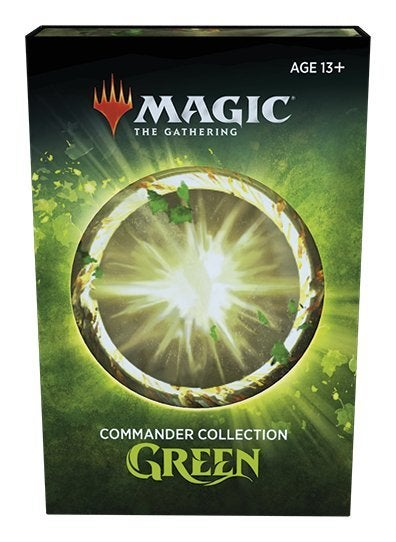 Commander Collection: Green!
